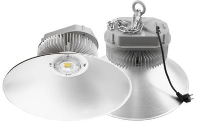 LED-Hallen-Fluter-Strahler-mit-Kette-Deckenstrahler-50W-100W-Lampe-Flutlicht
