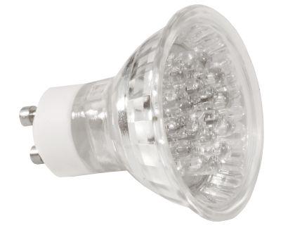 led spot strahler lampe 18led gu10 farbwechsel rgb bunt ebay. Black Bedroom Furniture Sets. Home Design Ideas