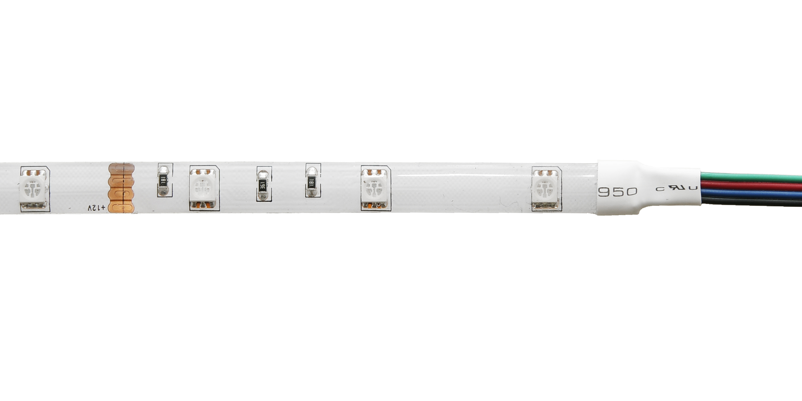 5m led strip rgb streifen leiste 30 smds ip65 wasserdicht. Black Bedroom Furniture Sets. Home Design Ideas