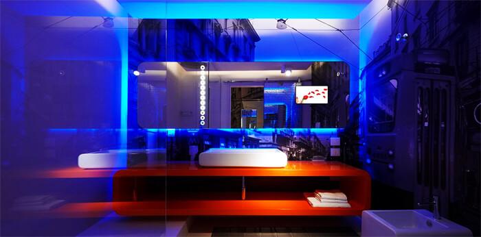 5 meter lumira led streifen strip mit klebestreifen 150 smds ip65 inkl netzteil. Black Bedroom Furniture Sets. Home Design Ideas