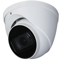 GOLIATH Starlight HDCVI 2MP Eyeball Dome Kamera, 2.7-12 mm, 60m IR, Audio, DWDR, IP67, SMART Serie