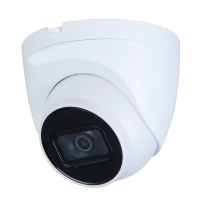 GOLIATH Starlight IP Dome Kamera | 4 MP | 2.8mm | WDR | 30m IR | IVS | Mikrofon | PoE | SMART Serie