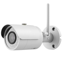 GOLIATH IP WLAN Kamera | 4 MP | 2.8 mm | Micro SD Speicher | 30m IR | Handy App | IP65 | WiFi Serie