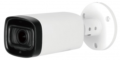 GOLIATH HDCVI 2 MP Kamera, Motorzoom-Objektiv, 2.7-12mm, 60m IR, IP67, Smart Serie
