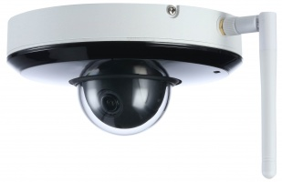 GOLIATH IP WLAN 2MP PTZ Kamera, Starlight, 3x optischer Zoom, WDR, 15m IR, Mikrofon, IP66,WiFi Serie
