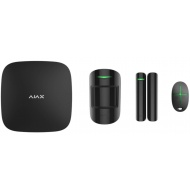 Alarmanlagen: AJAX | Hub | MotionProtect | DoorProtect | SpaceControl | StarterKit Basic | Schwarz