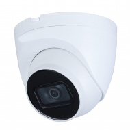 IP Videoüberwachung: GOLIATH Starlight IP Dome Kamera | 4 MP | 2.8mm | WDR | 30m IR | IVS | Mikrofon | PoE | SMART Serie
