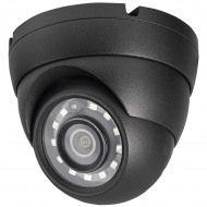 Videoüberwachung: GOLIATH HDCVI 2 Megapixel Full HD Dome Kamera, 1080P, 2,8mm, 30 Meter IR, IP67, Black, Smart Serie