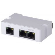 PoE Switches: GOLIATH PoE Extender 10/100Mbps, 802.af/at, max. 300m Leitung, In / Out / Kamera, max. 3 IP Kameras