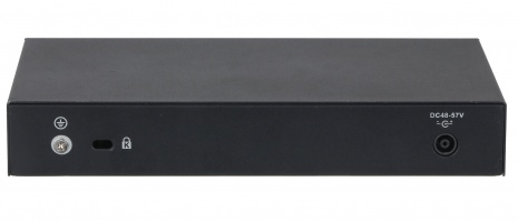 GOLIATH 8-Port PoE Switch | +2 Base-T/X Port | 10/100/1000 Mbps |  Max 30W/Port | Gesamtleistung 96W